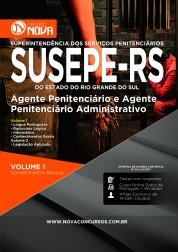 Combo SUSEPE - RS - Agente Penitenciário + Curso Online