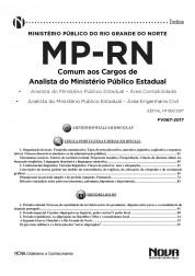 Apostila MP - RN – Comum aos Cargos de Analista