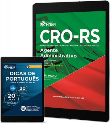 Download CRO - RS Pdf - Agente Administrativo