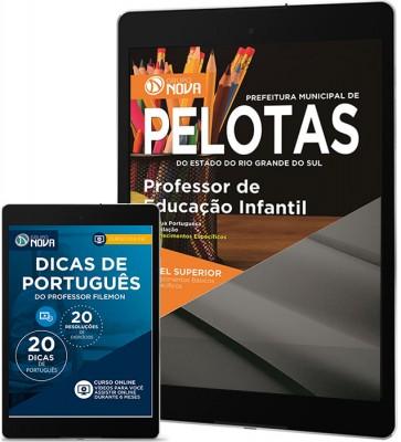 Download Apostila Prefeitura de Pelotas - RS Pdf – Professor de Educação Infantil