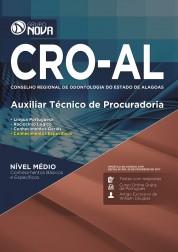 Apostila CRO - AL – Auxiliar Técnico de Procuradoria