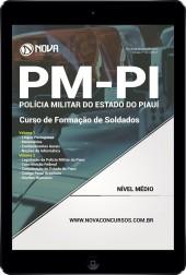 Download Apostila PM-PI Pdf – Soldado