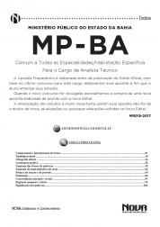 Apostila MP - BA – Cargos de Analista Técnico