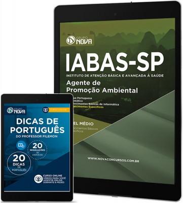 Download Apostila IABAS - SP Pdf – Agente de Promoção Ambiental