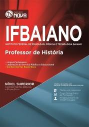 Apostila IFBAIANO - BA – Professor de História