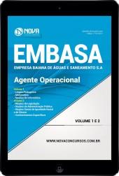 Download Apostila EMBASA - BA Pdf – Agente Operacional