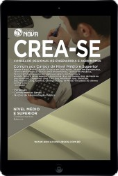 Download Apostila CREA-SE Pdf – Cargos de Agente Fiscal e Analista Técnico