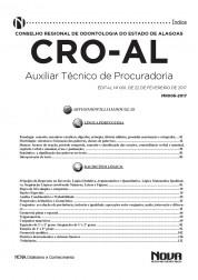 Download Apostila CRO - AL PDF – Auxiliar Técnico de Procuradoria