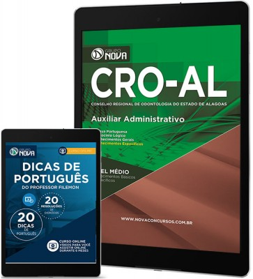 Download Apostila CRO - AL PDF – Auxiliar administrativo