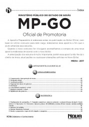 Download Apostila MP - GO PDF – Oficial de Promotoria