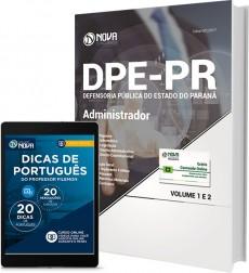 Apostila DPE-PR - Administrador