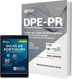 Apostila DPE-PR - Cargos de Nível Superior