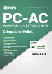 Apostila PC-AC - Delegado de Polícia