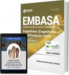 Apostila EMBASA - BA – Engenheiro