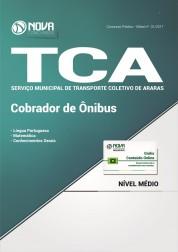 Apostila TCA - SP - Cobrador de Ônibus