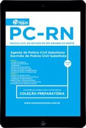 Download Apostila PC-RN PDF – Agente Substituto e Escrivão de Polícia Civil