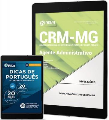 Download Apostila CRM - MG PDF – Agente administrativo