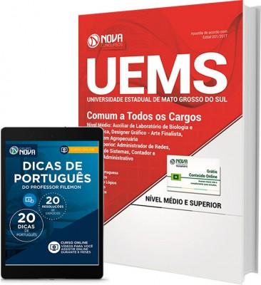 Apostila UEMS - Comum a todos os cargos
