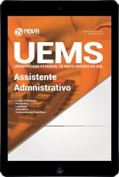 Download Apostila UEMS Pdf - Assistente Administrativo