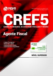 Apostila CREF 5ª Região - Agente Fiscal