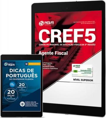 Download Apostila CREF 5ª Região Pdf - Agente Fiscal