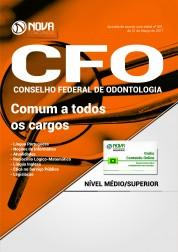 Apostila CFO-DF - Comum a todos os cargos