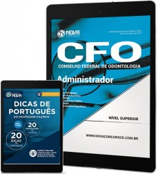 Download Apostila CFO-DF Pdf - Administrador