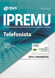 Apostila IPREMU-MG - Telefonista