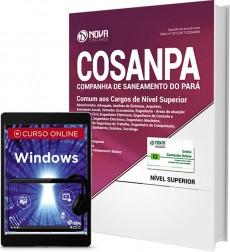 Apostila COSANPA- PA - Comum aos cargos de nível Superior