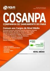 Apostila COSANPA PA - Comum aos cargos de Nível Médio