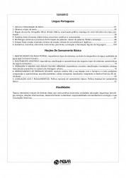 Apostila COSANPA - Comum aos cargos de Nível Fundamental