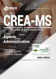 Apostila CREA-MS - Agente Administrativo