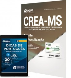 Apostila CREA-MS - Agente de Fiscalização