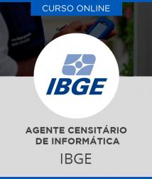 Curso Online IBGE - Agente Censitário de Informática
