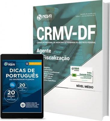 Apostila CRMV-DF - Agente de Fiscalização