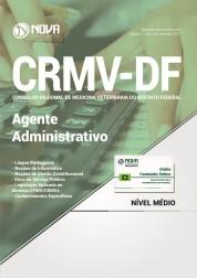 Apostila CRMV-DF - Agente Administrativo