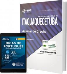 Apostila Pref. de Itaquaquecetuba - SP - Auxiliar de Creche