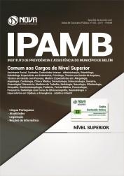 Apostila IPAMB-PA - Comum aos Cargos de Nível Superior