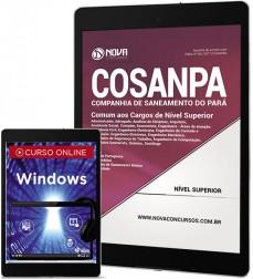 Download Apostila COSANPA- PA Pdf - Comum aos cargos de nível Superior