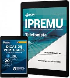 Download Apostila IPREMU-MG Pdf - Telefonista