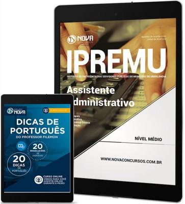 Download Apostila IPREMU-MG Pdf - Assistente Administrativo