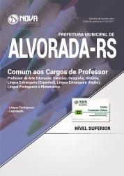 Apostila Pref. de Alvorada - RS - Comum aos cargos de Professor