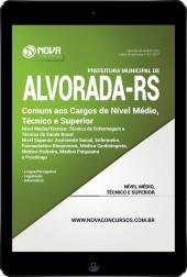 Download Apostila Pref. de Alvorada - RS Pdf - Comum a todos os cargos Médio, Técnico e Superior