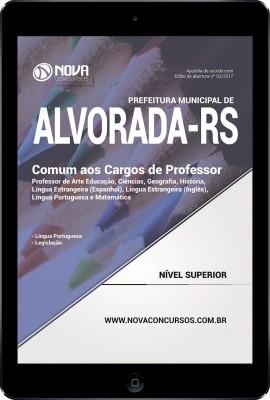 Download Apostila Pref. de Alvorada - RS Pdf - Comum aos cargos de Professor