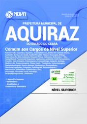 Apostila Prefeitura de Aquiraz - CE - Comum aos Cargos de Nível Superior