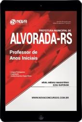 Download Apostila Pref. de Alvorada - RS Pdf - Professor anos iniciais