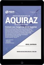 Download Apostila Prefeitura de Aquiraz - CE Pdf - Comum aos Cargos de Nível Superior