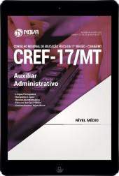 Download Apostila CREF-17/MT Pdf - Auxiliar Administrativo