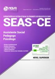 Apostila SEAS-CE - Assistente Social, Psicólogo e Pedagogo