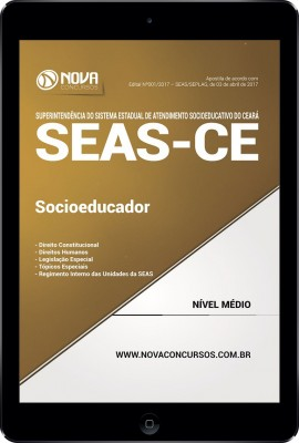 Download Apostila SEAS-CE Pdf - Socioeducador